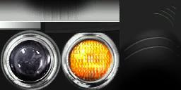 Head Light Glass Texture